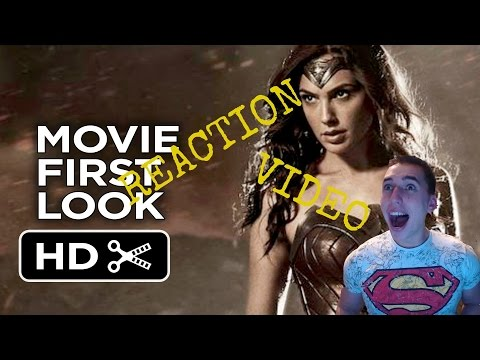 Wonder Women Featurette Reaction video| Mary mother of amazon!!!