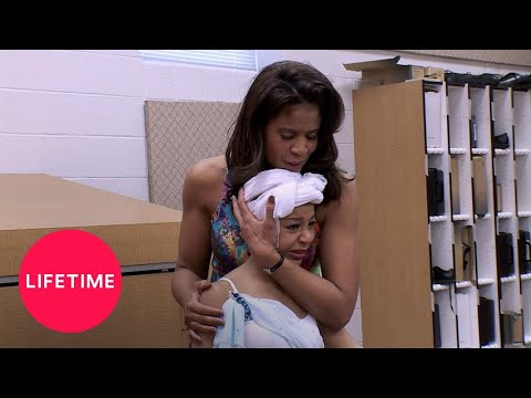 Dance Moms: Nia's Headpiece Comes Loose (Season 4 Flashback) | Lifetime