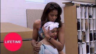 Dance Moms: Nia's Headpiece Comes Loose (Season 4 Flashback) | Lifetime