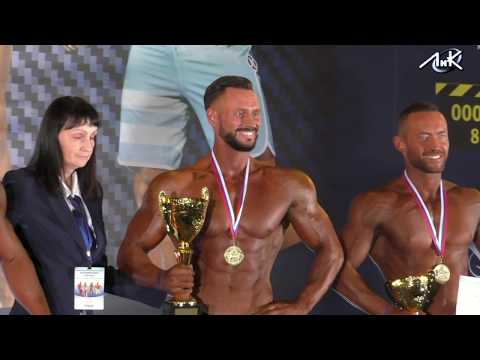 Чемпионат Ленинградской области по бодибилдингу и фитнесу