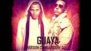 Daddy Yankee Ft. Arcangel- Guaya (Version Cumbia- Rodry Dj)