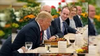 Trump y Lee conversan en reunión previa a cumbre en Singapur