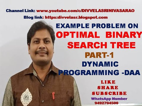 Optimal binary search tree online