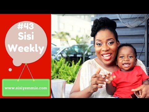"VLOG: LIFE IN LAGOS, NIGERIA : SISI WEEKLY EP #43 "" HOW TIME FLIES..."""