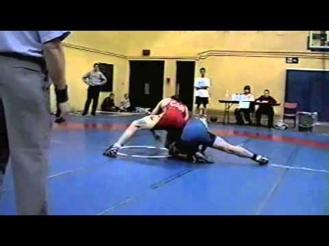 2004 Queens Open: 76 kg Tyler Marghetis vs. Duncan Smith