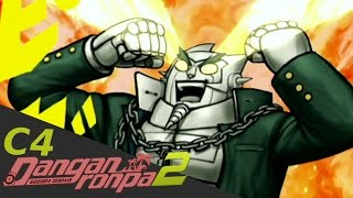 Danganronpa 2: Chapter 4: Do Ultimate Robots Dream of Clockwork?