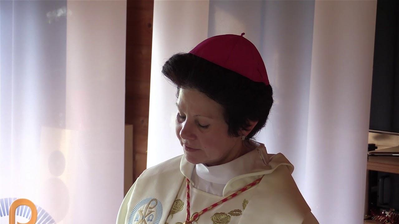 CEK Weihnachtspredigt 2017 PAX Immanuel II. - YouTube