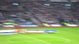 Flower of Scotland v Iceland 1 4 2009