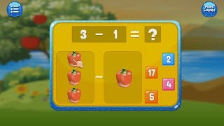 Kids Maths Learning - Educational game for kids Subtraction Game for kids