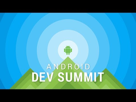 Android Dev Summit, Day 2 Live Stream