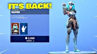 VALKYRIE SKIN IS BACK! Fortnite ITEM SHOP [February 12, 2019] | Fortnite Battle Royale