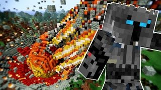 Minecraft: METEORS! (DISASTERS FROM THE SKY!) Custom Command