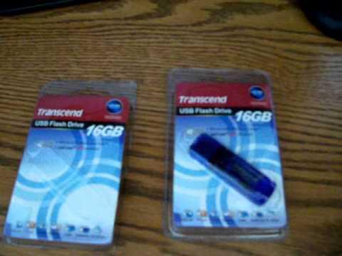 Kingston usb thumb drive not recognized