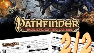 Tuto Pathfinder - Création de personnage (2/2)