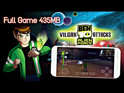 Ben 10 Vilgax Attacks | How To Download Ben-10 Alien Force Vilgax Attact In Android