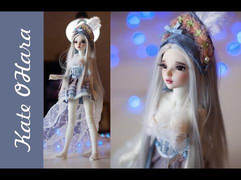Кукла BJD моей