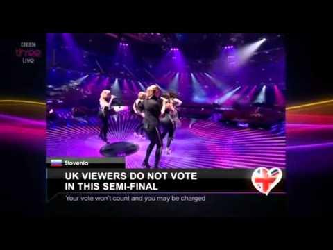 Eurovision 2011 Recap of 2nd Semi-Finals