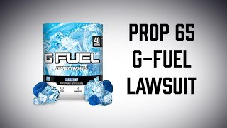 Can G-Fuel cause Cancer? No. Here is more information