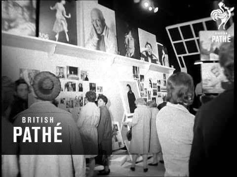 Cecil Beaton Exhibition 1968