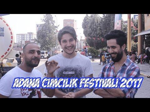 Adana Cımcılık Festivali 2017 (Çılgın Serkan - Adanacity Röportaj)