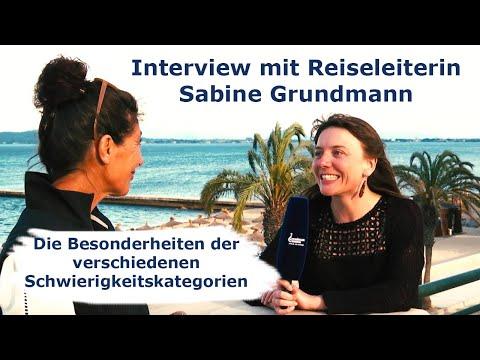 Interview Mit Reiseleiterin Sabine Grundmann Zum Thema Schwierigkeitskategorien