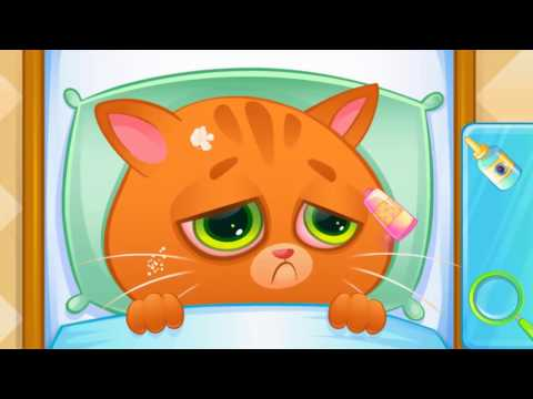 ❤️🌟Hospital de Gatos.Tu Mascota Virtual Juegos y Videos Infantiles