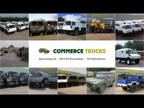 Commerce Trucks - Nieuwediep - The Netherlands