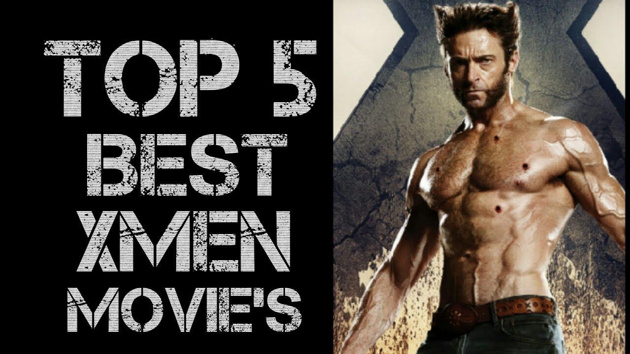 Download TOP 5 BEST X-MEN MOVIES