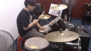 Hebe-Ji Mo Ji Mo Jiu Hao 寂寞寂寞就好 (David Drum cover)