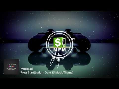 Muciojad - Press Start (Ludum Dare 35 Music Theme) FREE Dubstep Music For Monetize