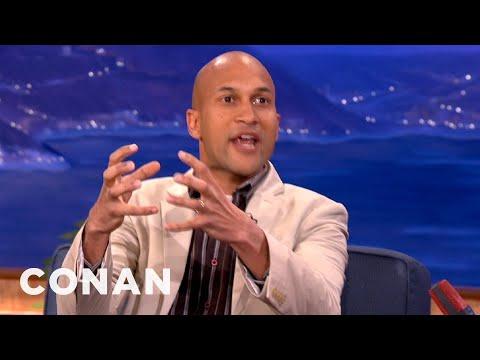 Keegan-Michael Key On Obama & Angry Black Wives - CONAN on TBS