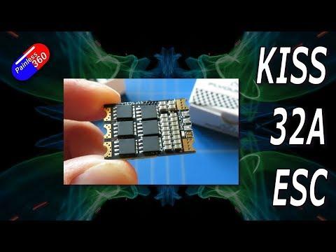 RC News: KISS 32a ESC now available