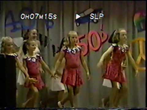 Brett Nary 1999 Dance Recital