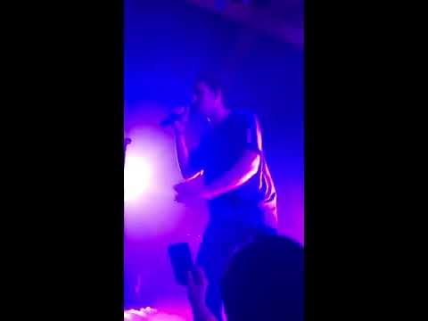 Lauv - Getting Over You (New Song) Live Seattle January 18th 2018