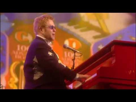 Elton John - 10) Pinball wizard