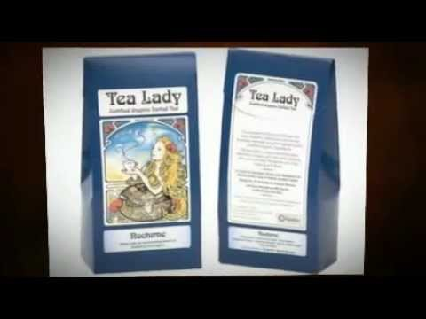 Organic Herbal Tea - The Tea Lady Nocturne