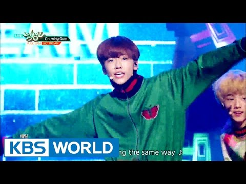NCT DREAM - Chewing Gum [Music Bank / 2016.09.02]