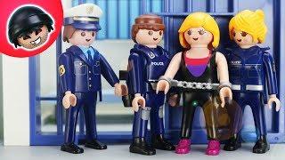 Karla wird verhaftet - Playmobil Polizei Film - KARLCHEN KNACK #172