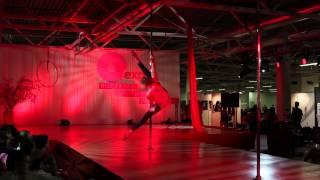 "Exotic and Pole Dance Show 2013 - Ivan Zhidkov (Школа ""Cat's"")"