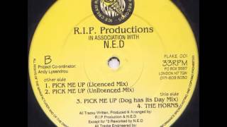 R.I.P.  Productions - Pick Me Up (Unlicensed Mix)