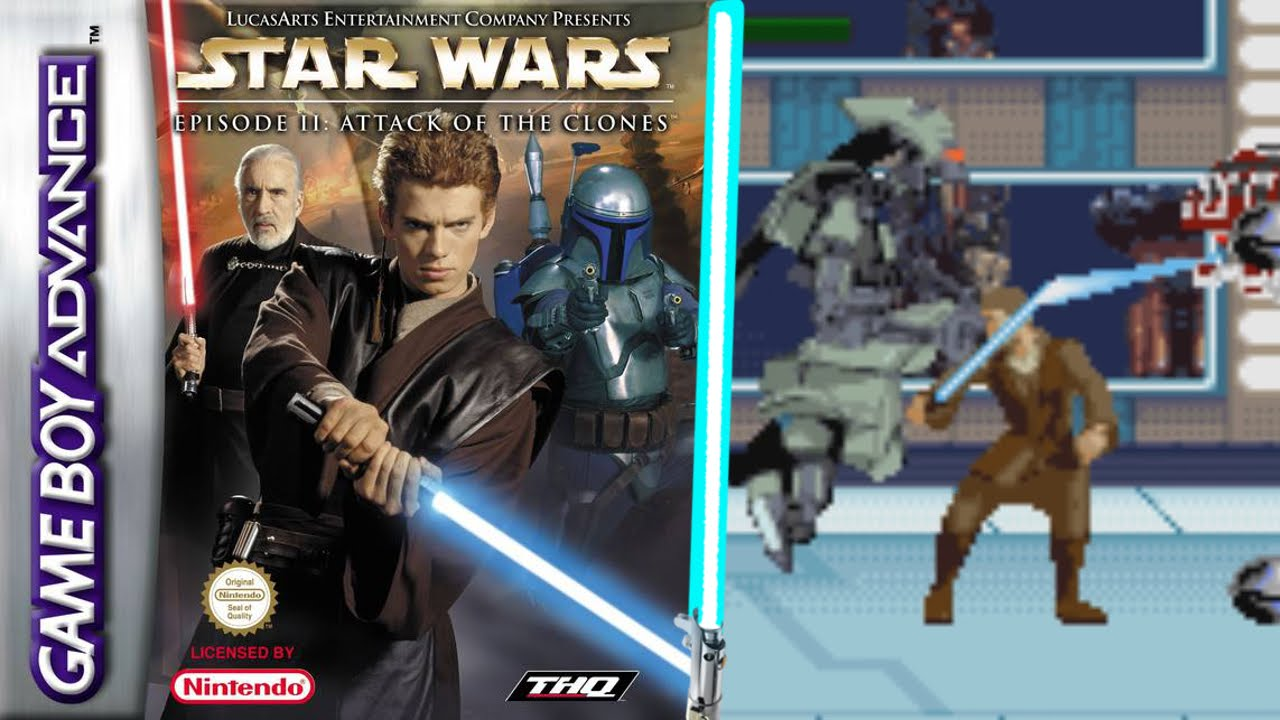 star wars episode 2 attack of the clones pc game download