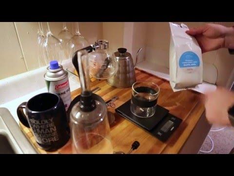 Brewing with Hario NXA-5