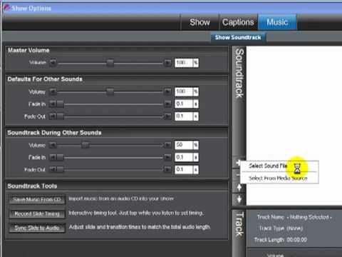 Hướng dẫn tạo 1 sile ảnh = phần mềm Proshow Producer