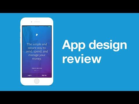 Paypal App Design Review | UX/UI Design