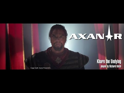 Star Trek Axanar interview Richard Hatch