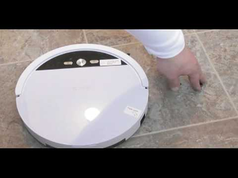 ILIFE V4 Robotic Vacuum Cleaner Heavy Duty Cleaning
