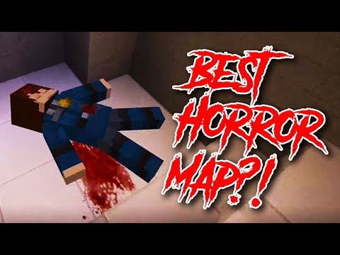 HORROR SCHOOL IN MINECRAFT! | INSANE MINECRAFT HORROR ADVENTURE MAP