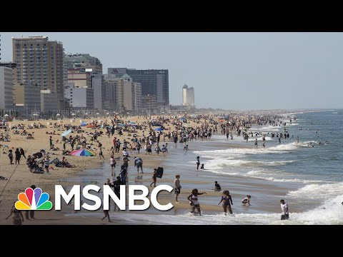 MIT Study: 'Chaotic And Uncoordinated' Reopening Of States Takes 'Devastating Toll' | All In | MSNBC