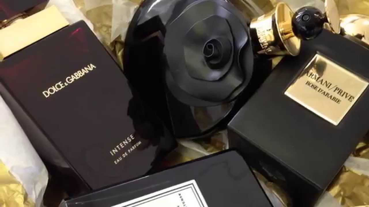 5aa32515d26493 Духи Dolce Gabbana D G Pour Femme Intense - YouTube