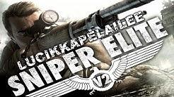 Luci ja Laza pelailee - Sniper Elite v2! - 4 - Poskilävistys!